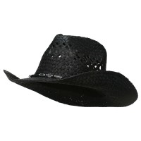 Western - Outback Toyo Cowboy Hat | Free Shipping | e4Hats.com