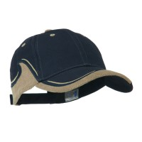 Ball Cap - Two Tone Corduroy Cap