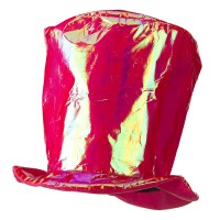 Costume - Iridescent Tall Hat