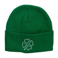 Beanie - Irish Embroidered Big Size Beanie