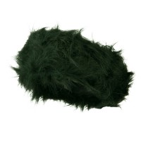 Band - Woman's Faux Fur Elastic Head Band