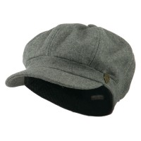 Newsboy - Wool Solid Spitfire Hat