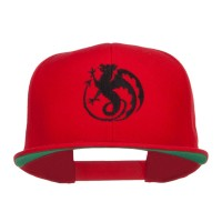 Embroidered Cap - Wyvern Emblem Embroidered Cap