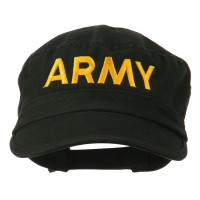 Embroidered Cap - Army Embroidered Enzyme Cap