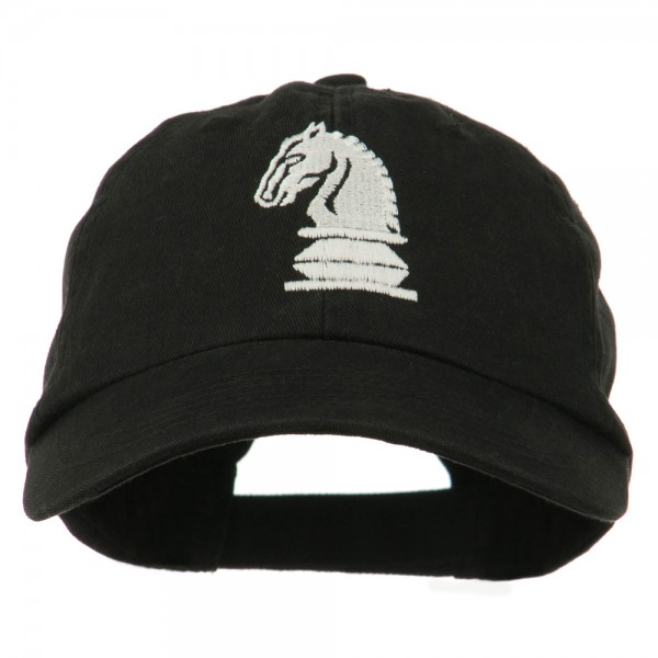 e4Hats.com Mini Fire Embroidered Pet Spun Cap