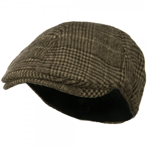 Ivy - Brown Duck Bill Ivy Cap    e4Hats d418bcd960d