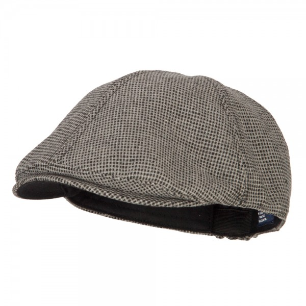 b67322135 Men's Polyester Wool Blend Ivy Cap - Grey