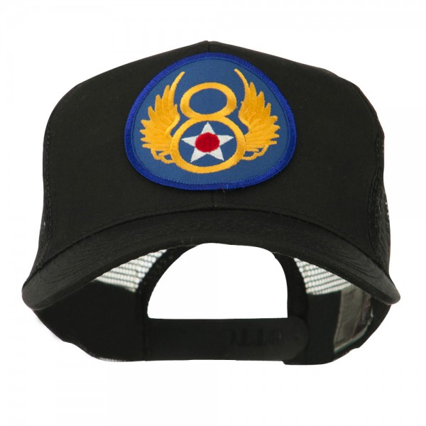 Air Force Division Embroidered Military Patch Cap - 8th