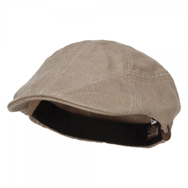 92225b17 Ivy - Khaki Infinity Selection Canvas Ivy Cap | Coupon Free | e4Hats.com