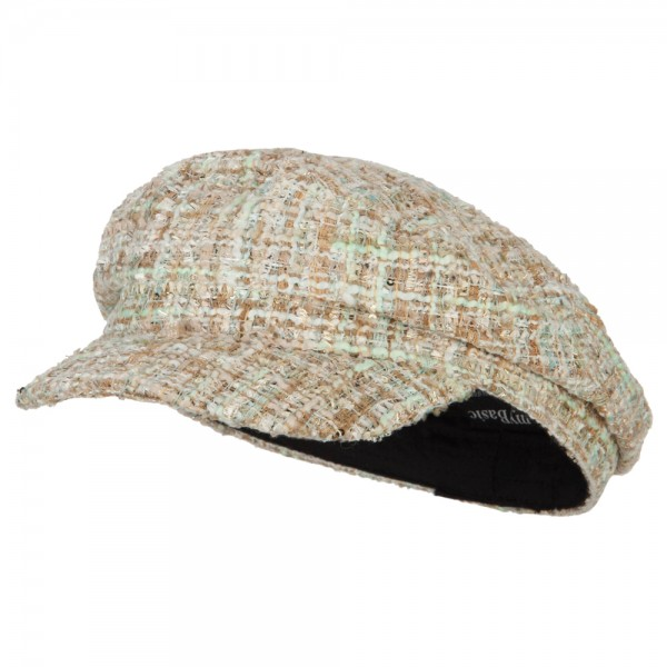 fa340731c38b8b Newsboy - Pink Women's Multicolored Captain Hat | Coupon Free ...