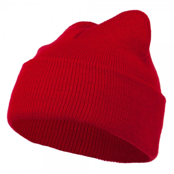 1bdfd51a5f9a3  9.99 Super Stretch Knit Watch Cap Beanie - Red  9.49 ...