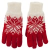 Glove - Fancy Snowflake Design Gloves
