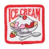 Patch - Ice Cream Patches | Free Shipping | e4Hats.com
