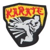 Patch - Karate Embroidered Patches