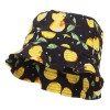 Bucket - Women's Fruit Motif Bucket Hat