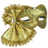 Face Mask - Ribbon Venetian Mask
