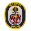 Patch - USS Solid Border Patches