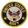 Patch - U.S Navy Embroidered Military Patch