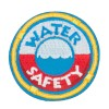 Patch - Water Safety Embroidered Patches