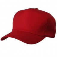 Pro Style(05) Twill Cap-Red
