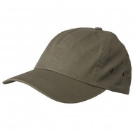 Normal Dyed Washed Cap-Olive