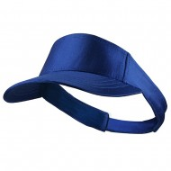 Dazzle Sports Visors-Royal