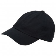 Youth Washed Chino Twill Cap-Navy