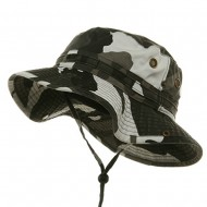 Washed Hunting Hats-City