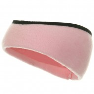 Earband With Binding - Light Pink