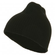 G.I. Cuffless Watch Cap - Black