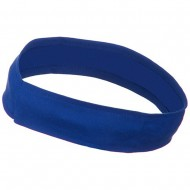 Stretchable Brushed Twill Hat Band - Royal