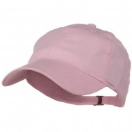 Low Profile Light Weight Brushed Cap - Pink