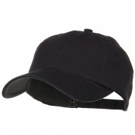 Low Profile Normal Dyed Cotton Cap - Navy