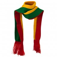 New Rasta Scarf - Red Yellow Green