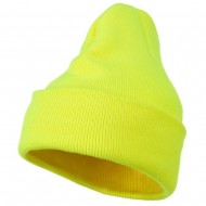 Thinsulate Cuffed Beanie - Safety Yellow