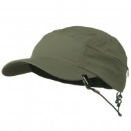 UV 50+ Outdoor Talson Cap - Olive