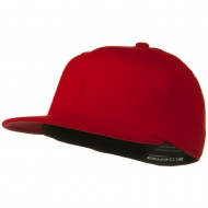 Premium Fitted 210 Youth Cap - Red