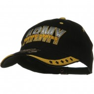 US Army Two Tone Cotton Cap - Army Star