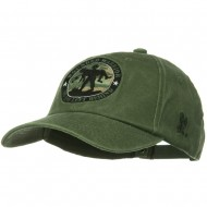 US Army Unit Pigment Dyed Cap - Wounded