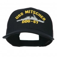 USS Navy Arleigh Burke Class Destroyer Military Cap - DDG57