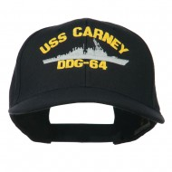USS Navy Arleigh Burke Class Destroyer Military Cap - DDG64