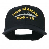USS Navy Arleigh Burke Class Destroyer Military Cap - DDG72