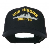 USS Navy Arleigh Burke Class Destroyer Military Cap - DDG76