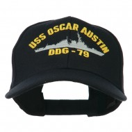 USS Navy Arleigh Burke Class Destroyer Military Cap - DDG79