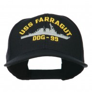 USS Navy Arleigh Burke Class Destroyer Military Cap - DDG99