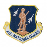 Assorted U.S. Air Force Patches - Guard