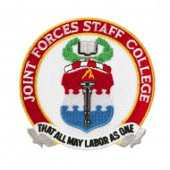 Joint Forces Patches - Red White
