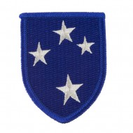 Assorted 23rd - 196th Infantry Patches - Star