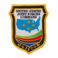 Joint Forces Patches - Yellow Blue
