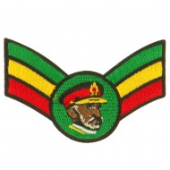 Assorted Rasta Patch-Crown Wing King